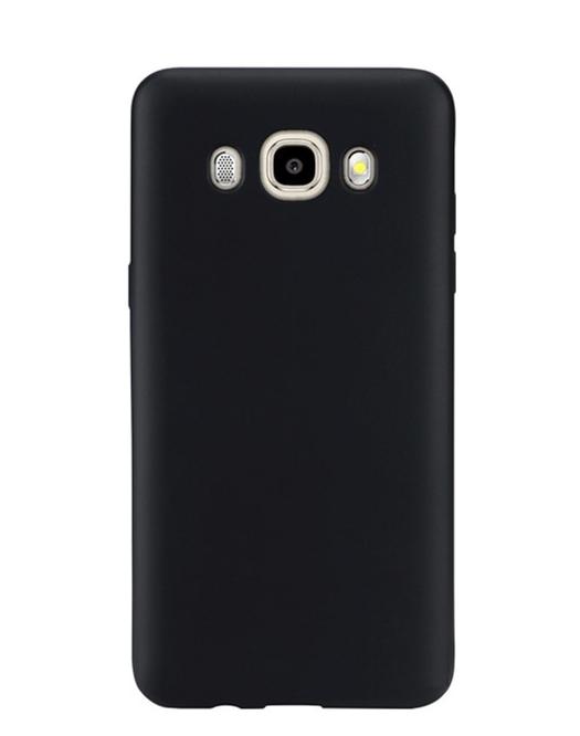 Силиконовый чехол SlimCase для Samsung Galaxy J5 2016/J510 black
