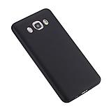 Силиконовый чехол SlimCase для Samsung Galaxy J5 2016/J510 black, фото 2