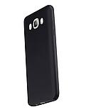 Силиконовый чехол SlimCase для Samsung Galaxy J5 2016/J510 black, фото 3