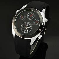 Часы мужские Curren Litium black-silver