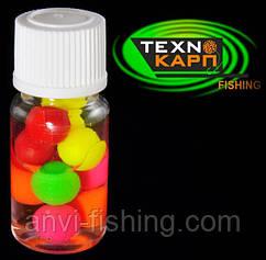 Плавающий силиконовый шарик в дипе Peach NASH