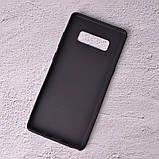 Силиконовый чехол SlimCase для Samsung Galaxy Note 8/N950 black, фото 2