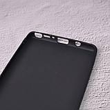 Силиконовый чехол SlimCase для Samsung Galaxy Note 8/N950 black, фото 3