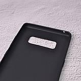 Силиконовый чехол SlimCase для Samsung Galaxy Note 8/N950 black, фото 4