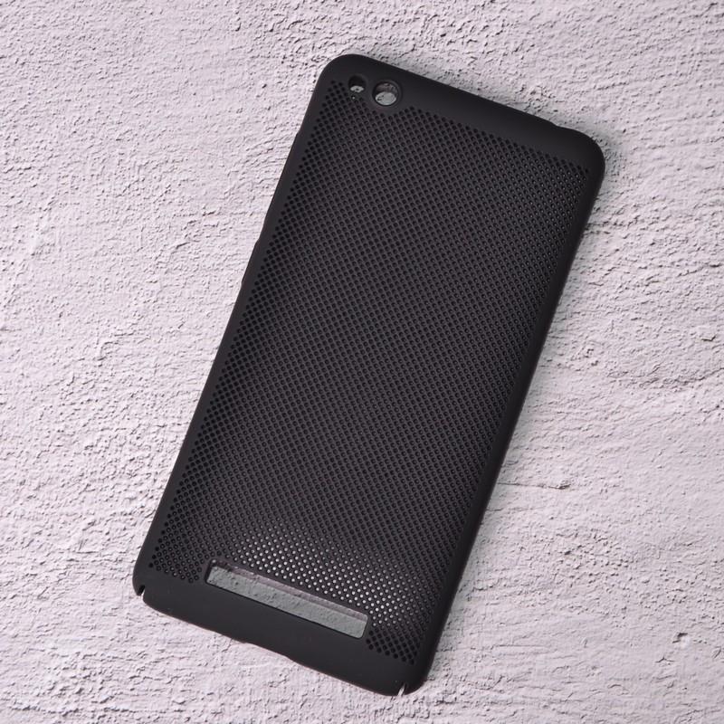 Чехол накладка Loco для Xiaomi Redmi 4A black