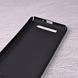 Чехол накладка Loco для Xiaomi Redmi 4A black, фото 3
