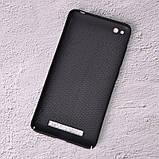 Чехол накладка Loco для Xiaomi Redmi 4A black, фото 4