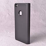 Чехол-книжка Clear Mirror для Huawei P8 Lite 2017 black, фото 4