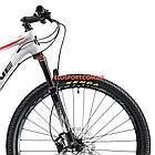 """Горный велосипед Cyclone ALX 29 дюймов 18"""" серый, фото 2"""