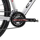 """Горный велосипед Cyclone ALX 29 дюймов 18"""" серый, фото 5"""