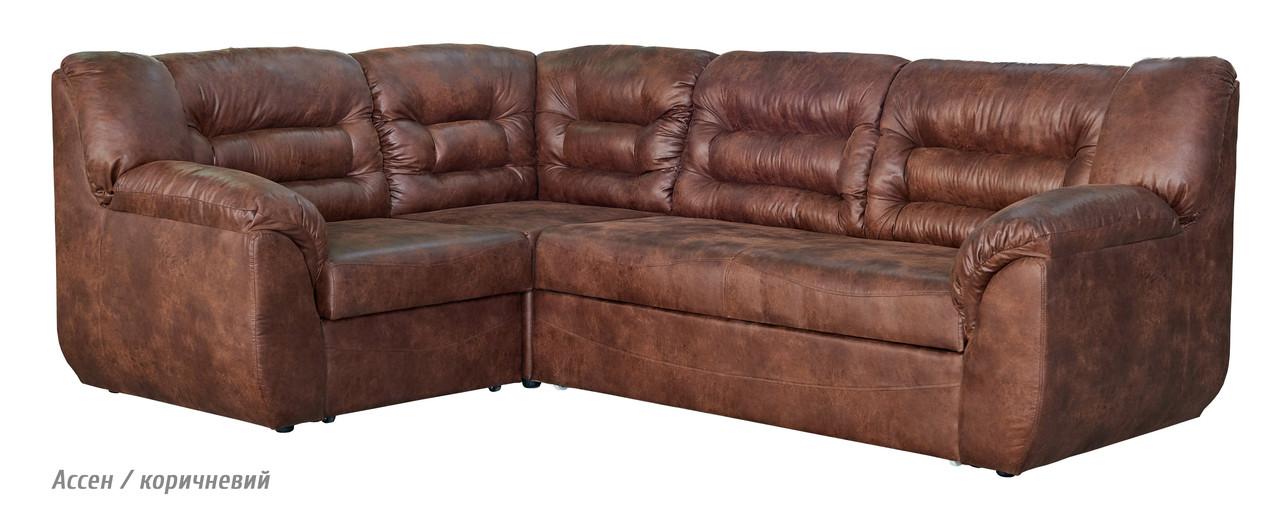 """Кутовий диван """"Гектор"""" від Мебель Сервіс"""