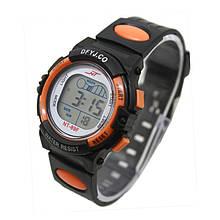 Дитячі годинники S-Sport Timex orange (помаранчевий)