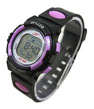 Дитячі годинники S-Sport Timex purple (фіолетовий)