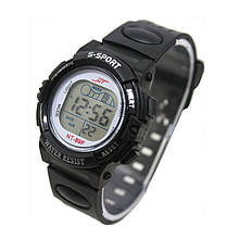 Дитячі годинники S-Sport Timex black (чорний)