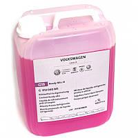 Антифриз для радиатора фиолетовый/розовый G013040M5 G13 5 л