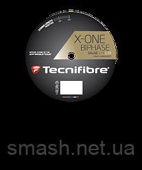 Струны для тенниса Tecnifibre X-One Biphase 200m Red