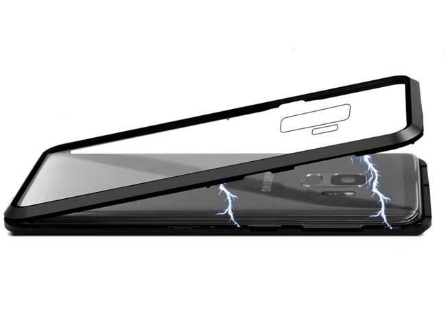 Металевий магнітний чохол Primo для Samsung Galaxy S9 (SM-G960) - Black