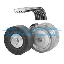 Комплект клиновых ремней ( с роликами ) IVECO OE 500332622 DAYCO KPV038
