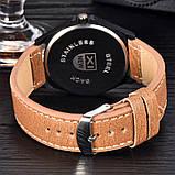 Часы мужские наручные XI New Tiger light brown-black, фото 3