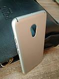 Накладка, задняя панель для Meizu Pro 6 gray, фото 3