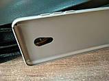 Накладка, задняя панель для Meizu Pro 6 gray, фото 6