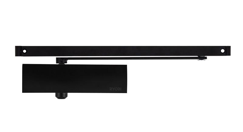 Доводчик RYOBI D-1200T SLD BC до 60кг черный (Япония)