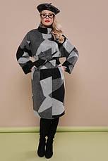 Новинка! стильное женское пальто размеры: 38,40, фото 3
