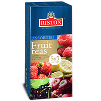 "Чай фруктовое ассорти ""Riston"", 25х2 г"