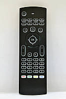 Универсальный обучаемый Гироскопический пульт Young MX3 с клавиатурой и микрофоном, фото 1