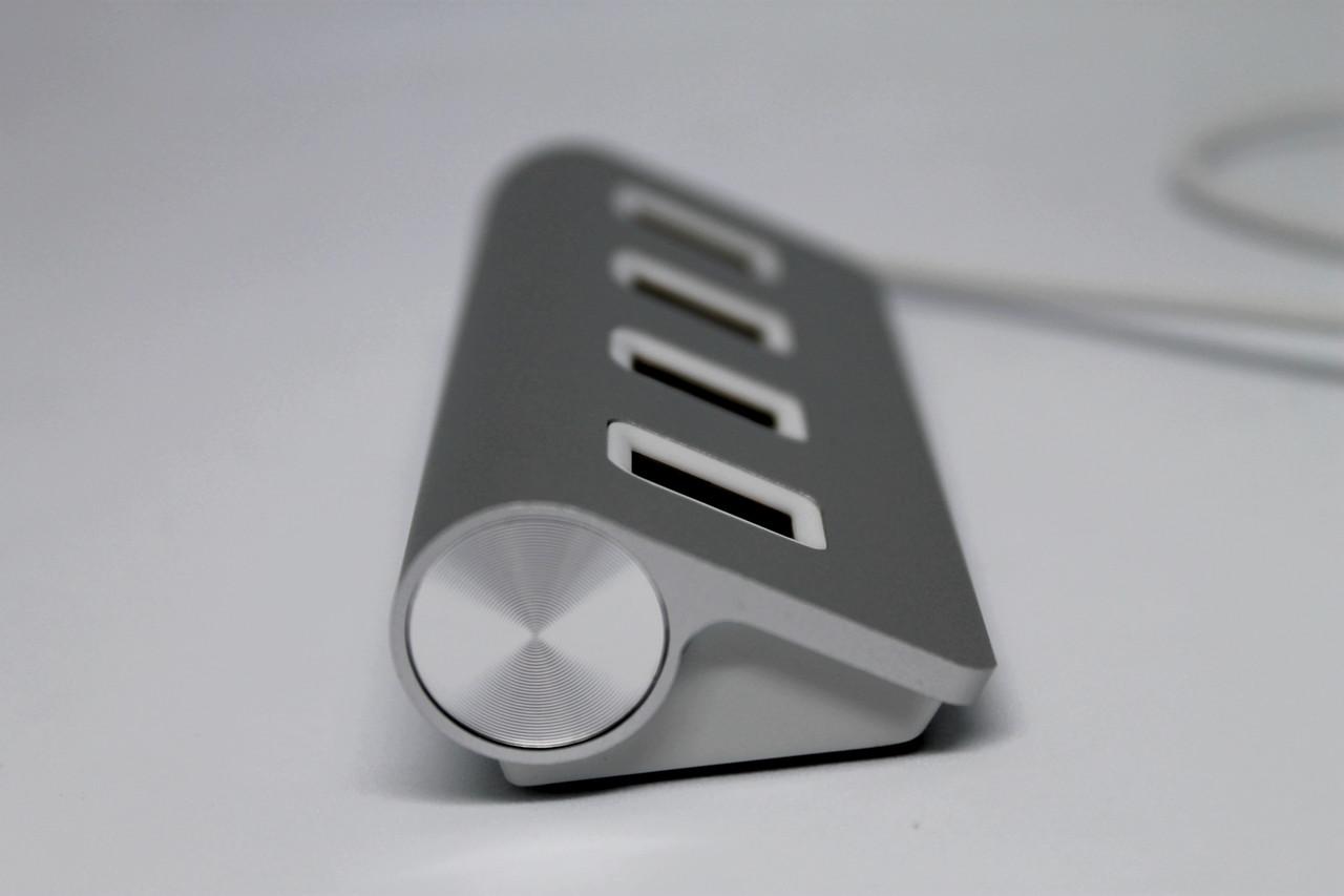 Концентратор USB HUB хаб 4 usb порта