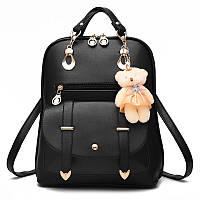 Рюкзак женский Candy Bear black