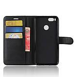 Чехол-книжка Bookmark для Xiaomi Mi A1 (Mi 5x) black, фото 4