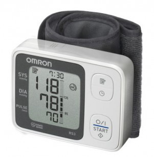Автоматический тонометр на запястье OMRON RS3