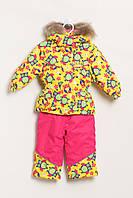 Комплект (Куртка, комбинезон) joiks 1 Years  (75-80 cm) (MA-joiks_Yellow)