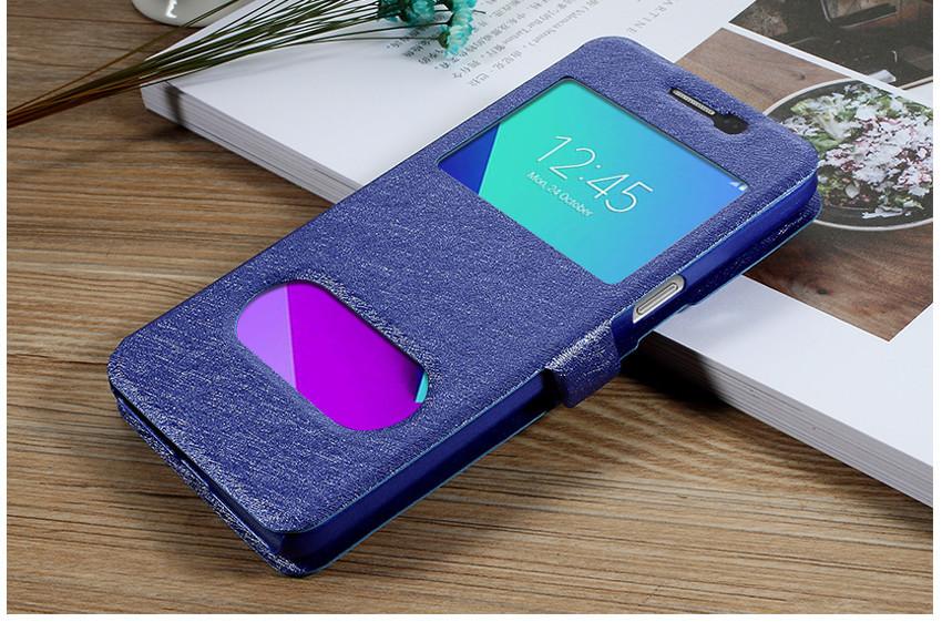 Чехол-книжка Holey для Samsung Galaxy J2 Prime/G532 blue
