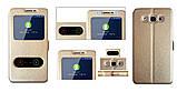Чехол-книжка Holey для Samsung Galaxy J2 Prime/G532 gold, фото 3