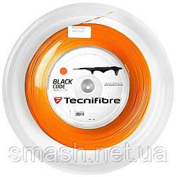 Струны для Тенниса Tecnifibre Black Code fire 200m
