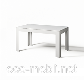 Стіл обідній 1,4 (22 мм.) у вітальню чи кухню з ДСП Прага Світ Меблів