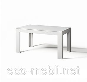 Стіл обідній 1,6 (16 мм.) у вітальню чи кухню з ДСП Прага Світ Меблів