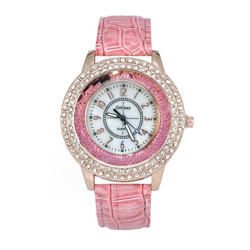 Часы наручные GoGame light pink