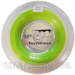 Струны для Тенниса Tecnifibre Black Code lime 200m