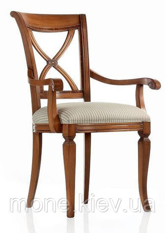 """Итальянский стул с подлокотниками  """"Costanza"""", фото 2"""