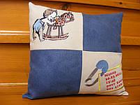 Метрика на подушці, фото 4