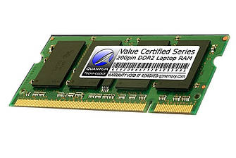 Оперативная память для ноутбуков SO-DIMM