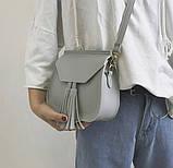 Сумка женская Rodeo gray, фото 9