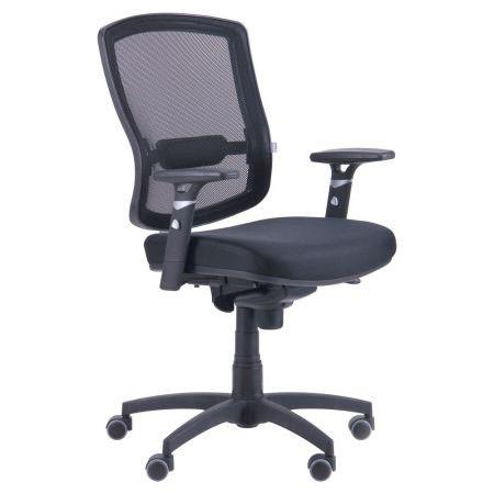 Офисное кресло руководителя Коннект, механизм Synchro, TM AMF