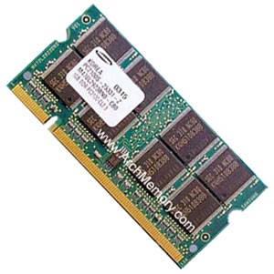 Модуль памяти SO-DIMM DDR2 1GB,  553Mhz/ 667Mhz/ 800Mhz, для ноутбука