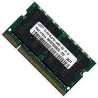 Память для ноутбка SO-DIMM DDR2 2GB  553Mhz /667Mhz