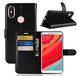 Чехол-книжка Bookmark для Xiaomi Mi A2 (Mi 6X) black, фото 6
