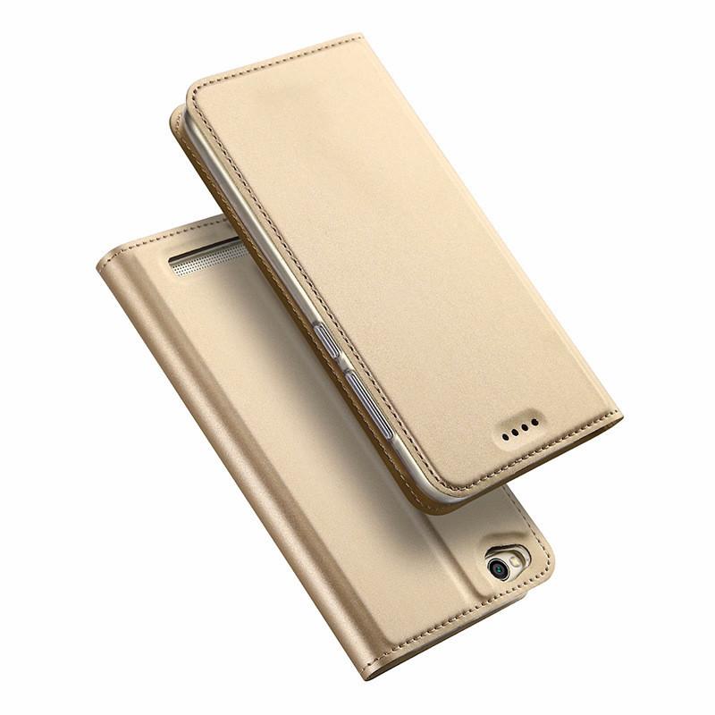 Чехол-книжка Dux Ducis для Xiaomi Redmi 5A gold